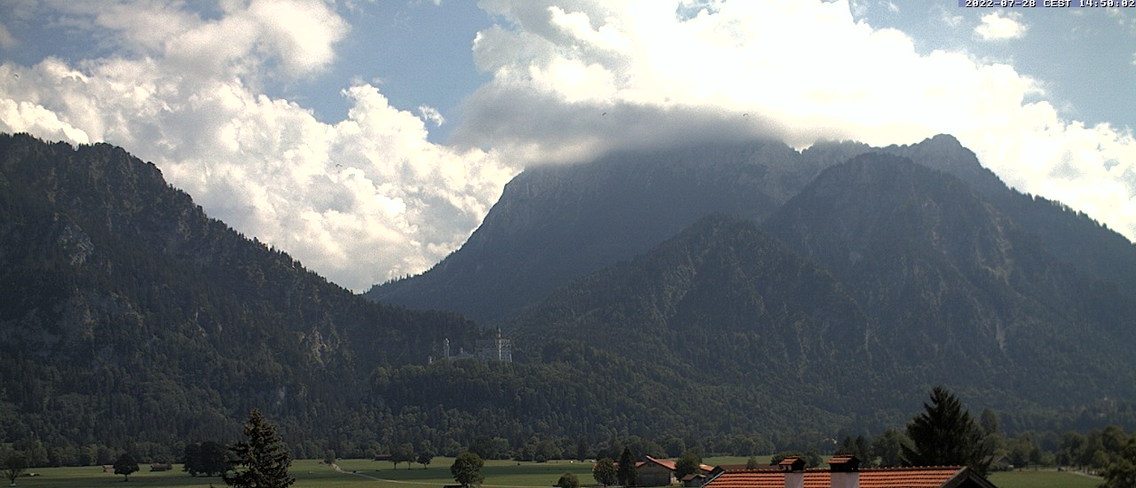 Germany - Swangau - Neuschwanstein Castle