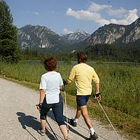 Nordic Walking in Schwangau