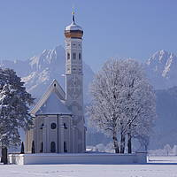 St  Coloman im Winter 3